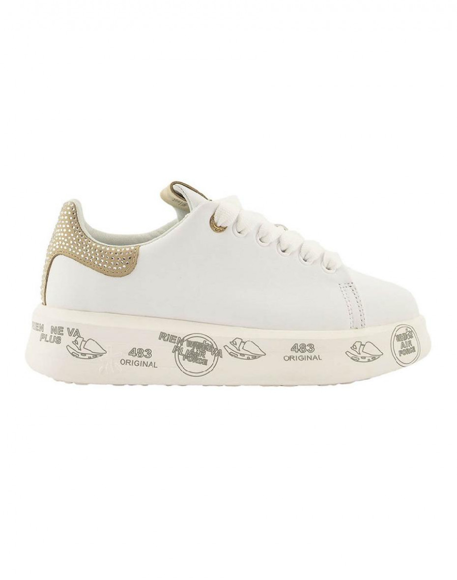 Sneakers Belle 4540 - White