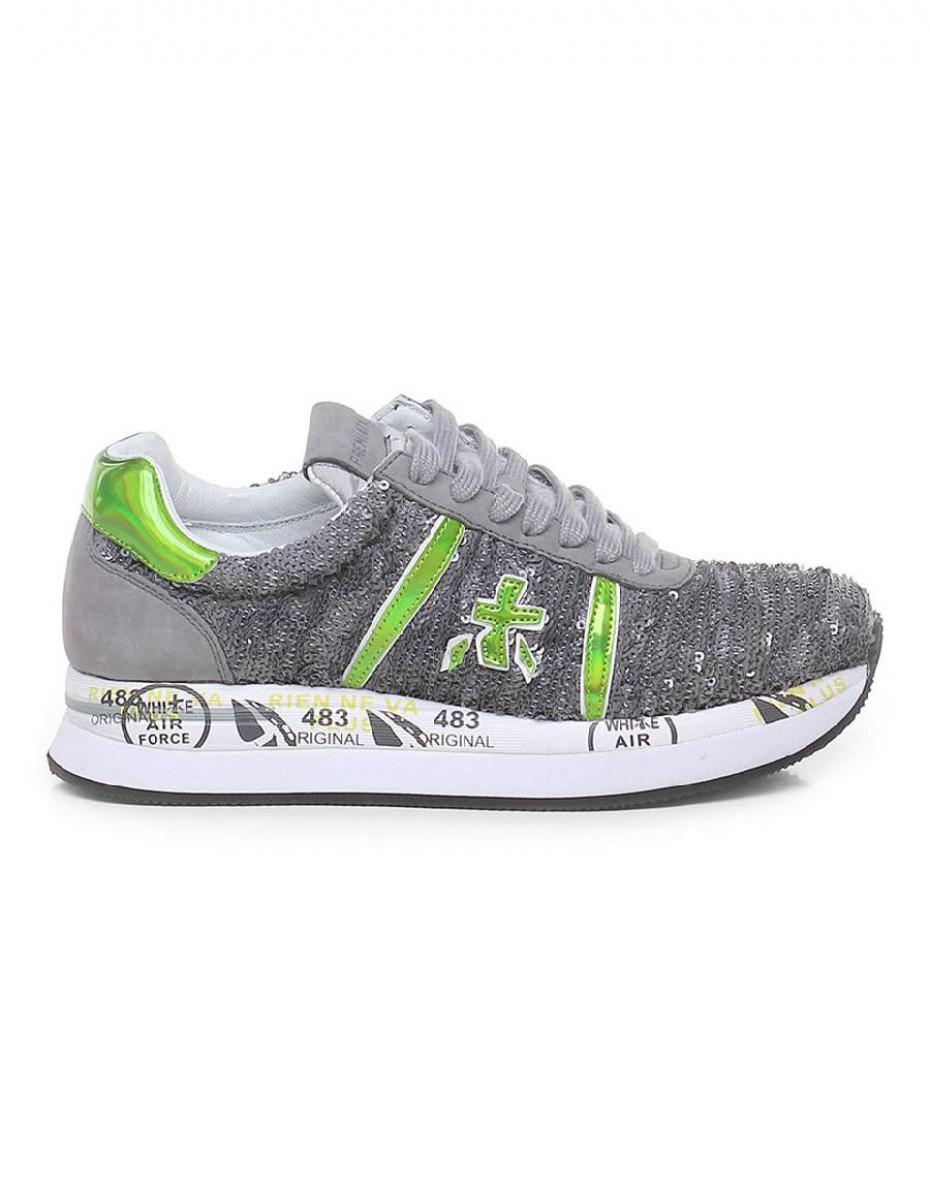 Sneakers Conny 4504 - Grigio
