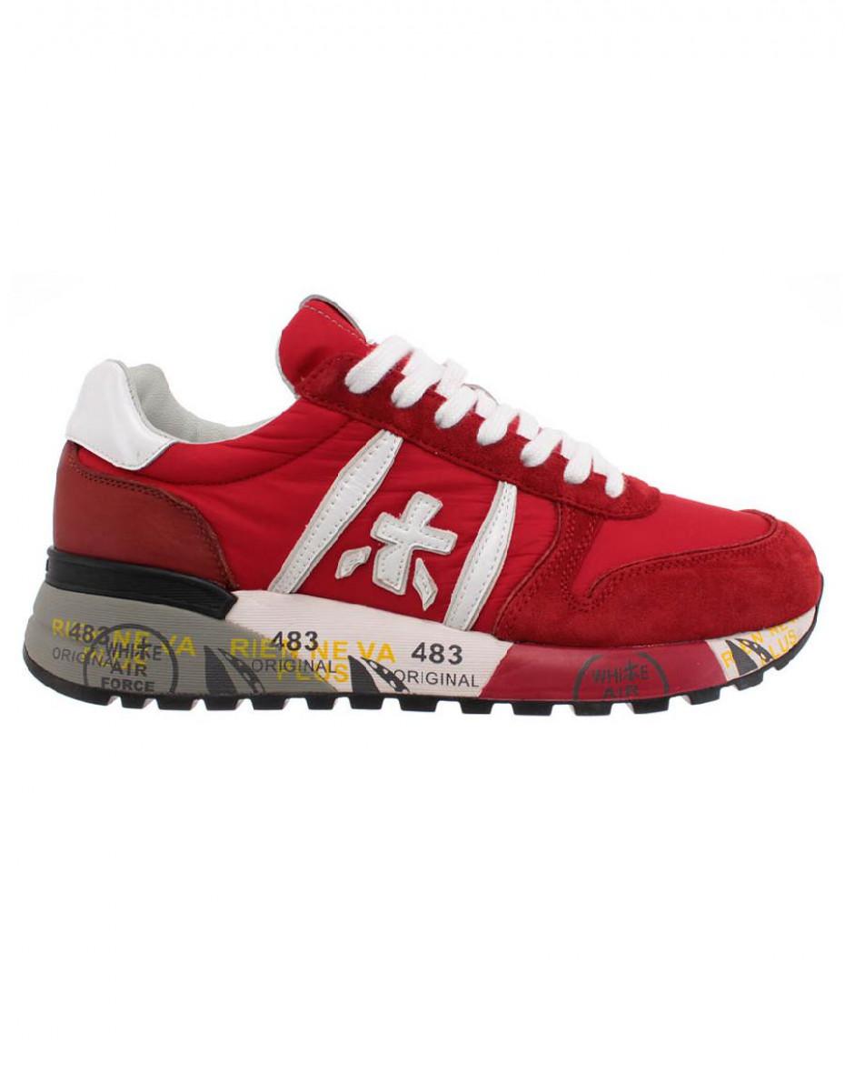 Sneakers Lander 45562 - Rosso