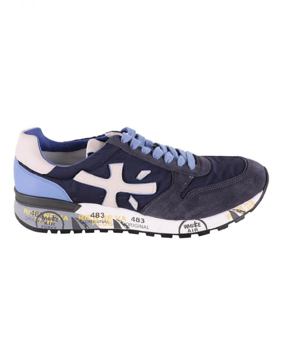 Sneakers Mick 1280E - Blu