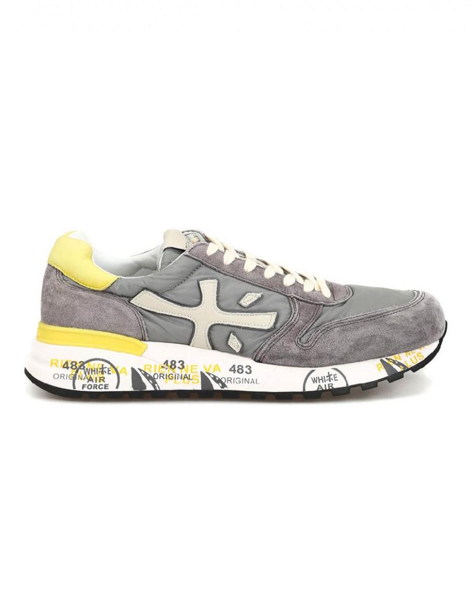 Sneakers Mick 3751 - Grigio