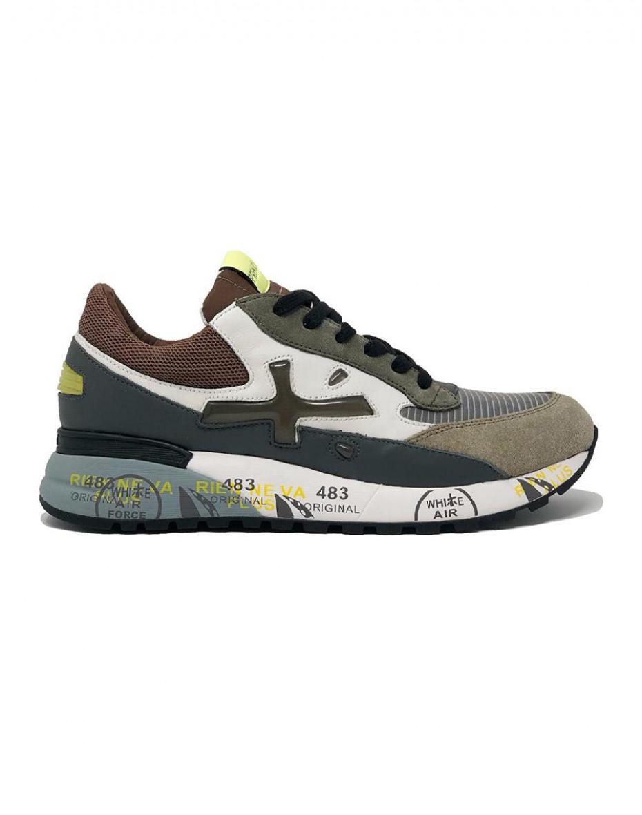 Django sneakers - Beige bianco