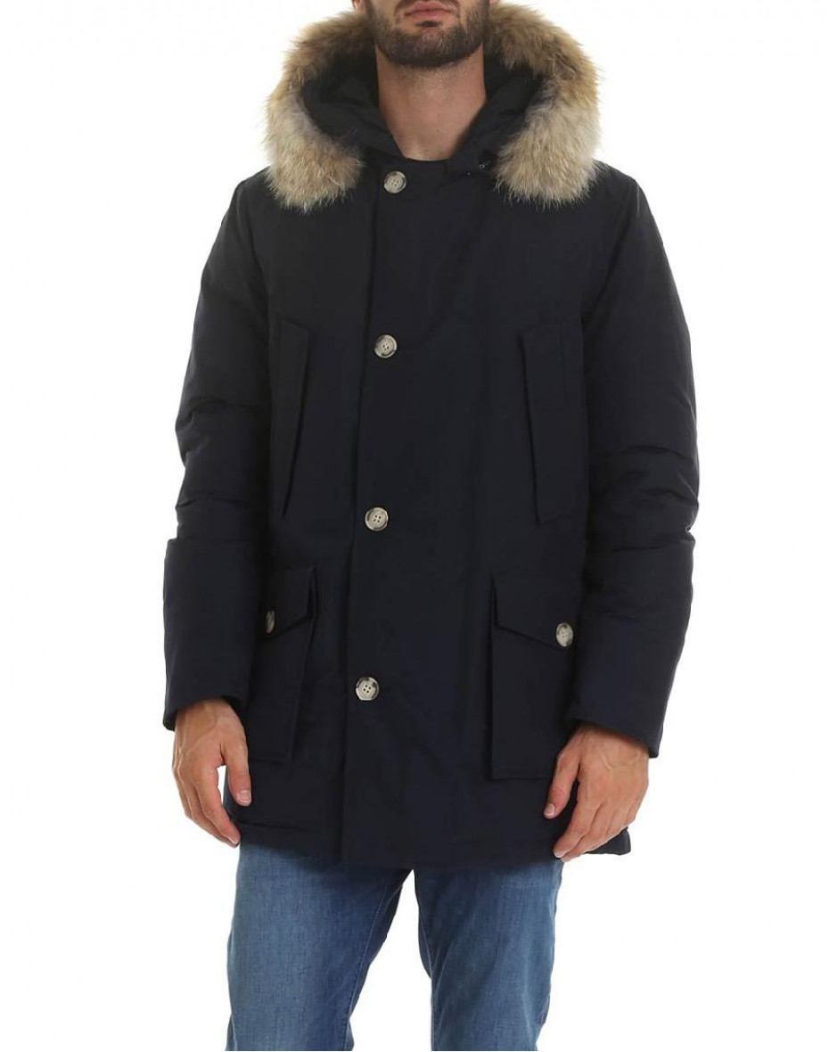Artic Parka Df - Blu