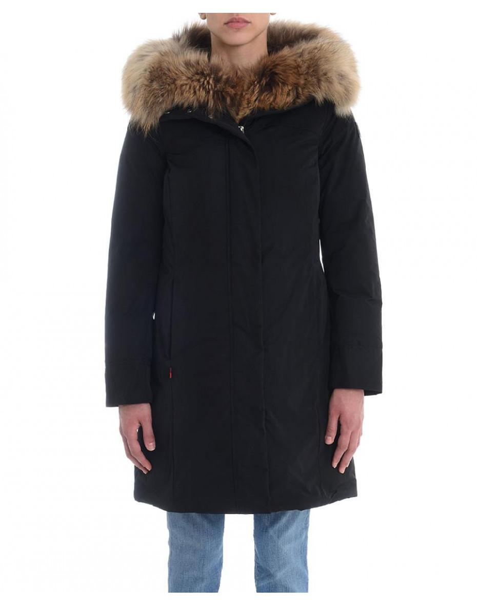 Luxury Boulder Coat - Nero