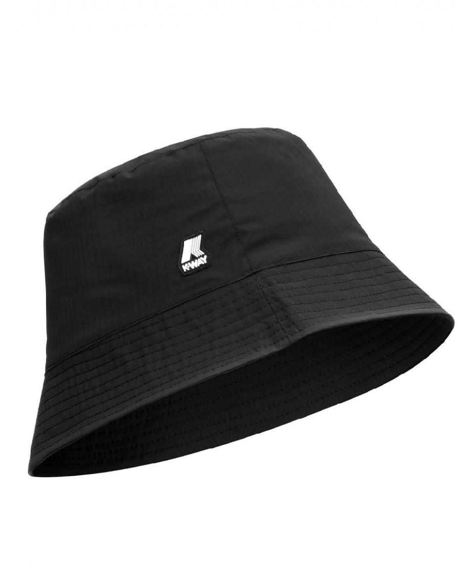 Cappello Pascalle interno marmotta - Nero