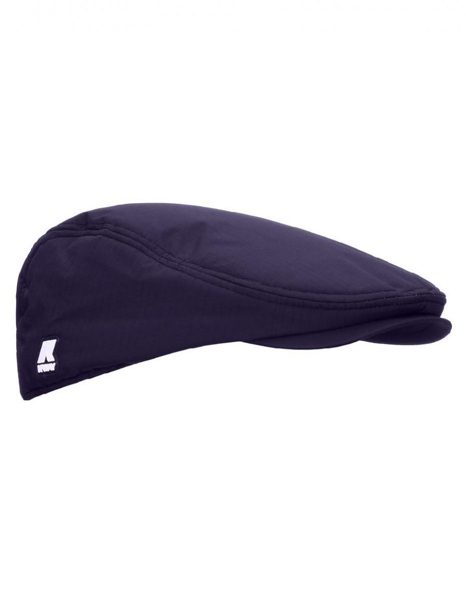 Cappello Armand interno marmotta - Blu