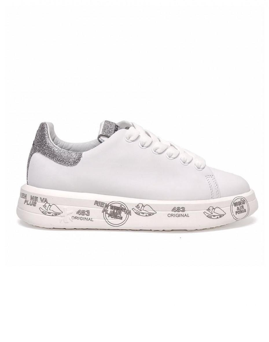 Belle 4903 sneakers - Bianco