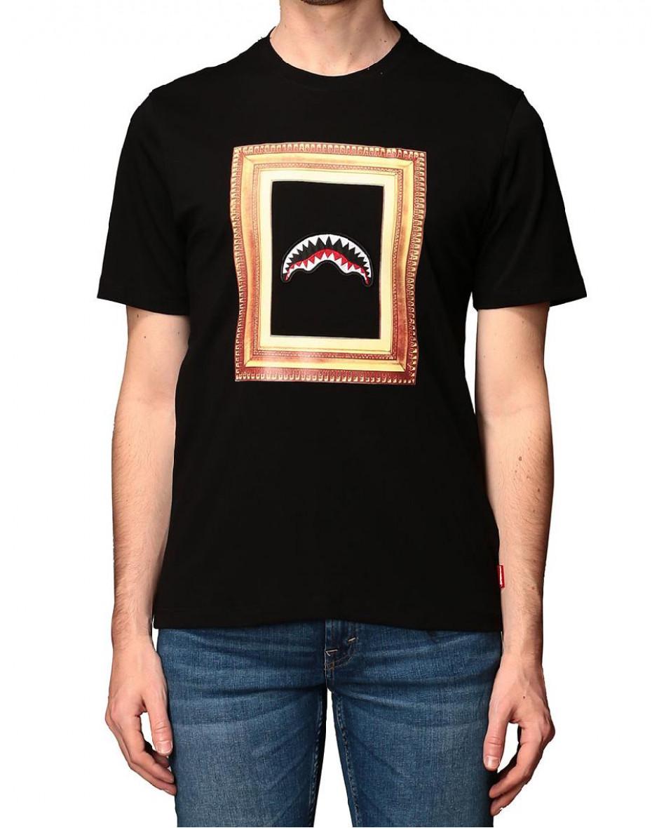 T-shirt Auction - Nero