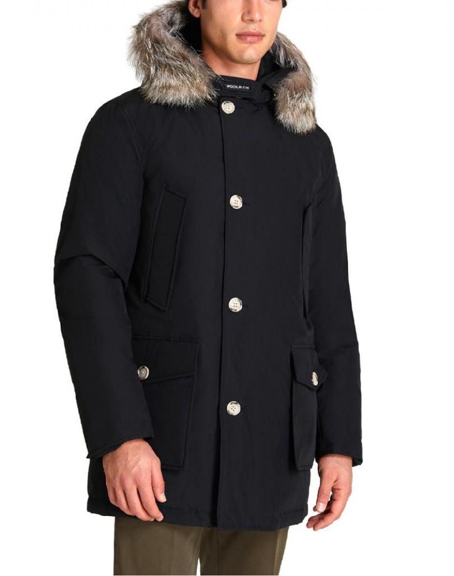 Arctic Parka con pelliccia removibile - Nero