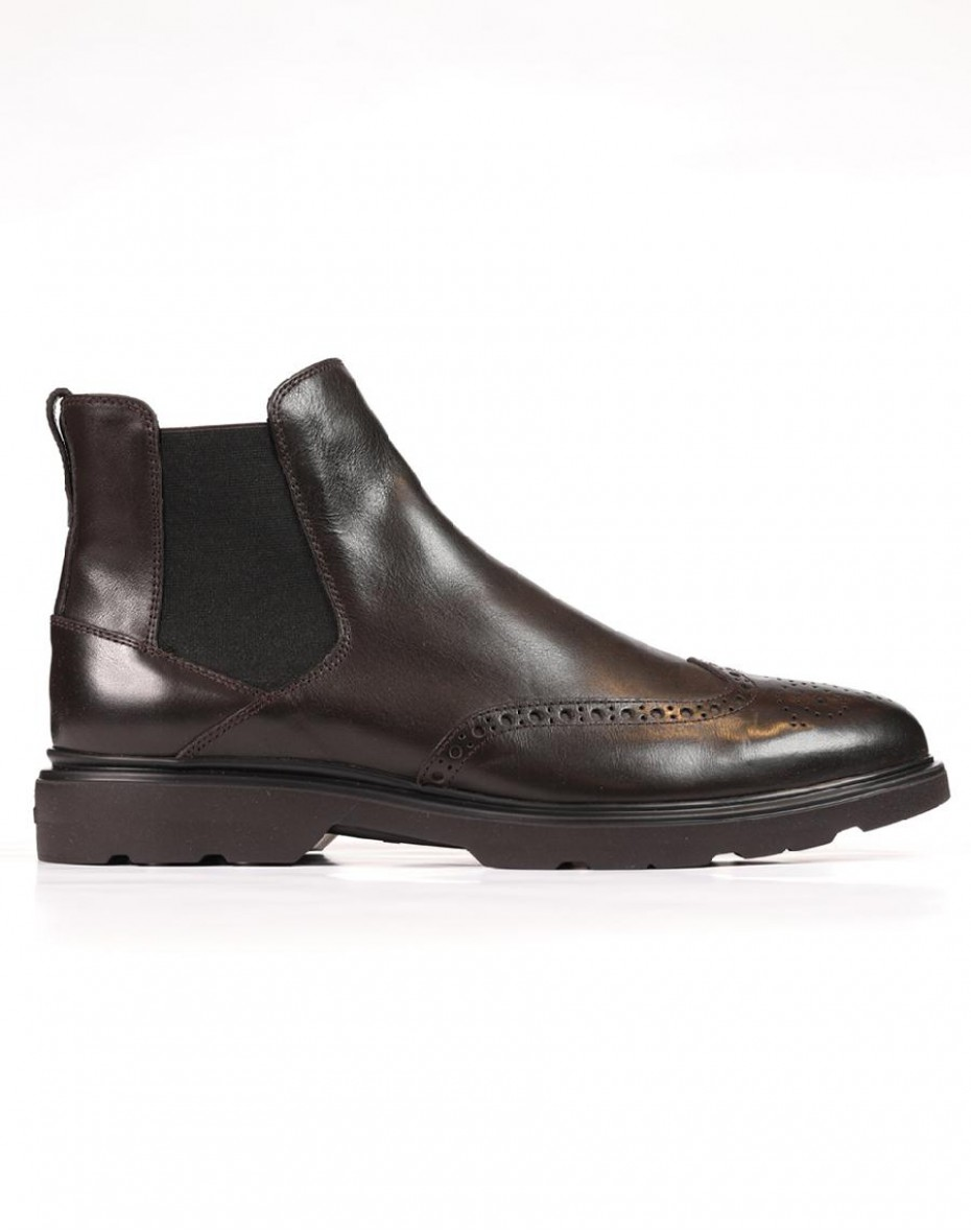 Route - Chelsea Boot Marrone - Marrone