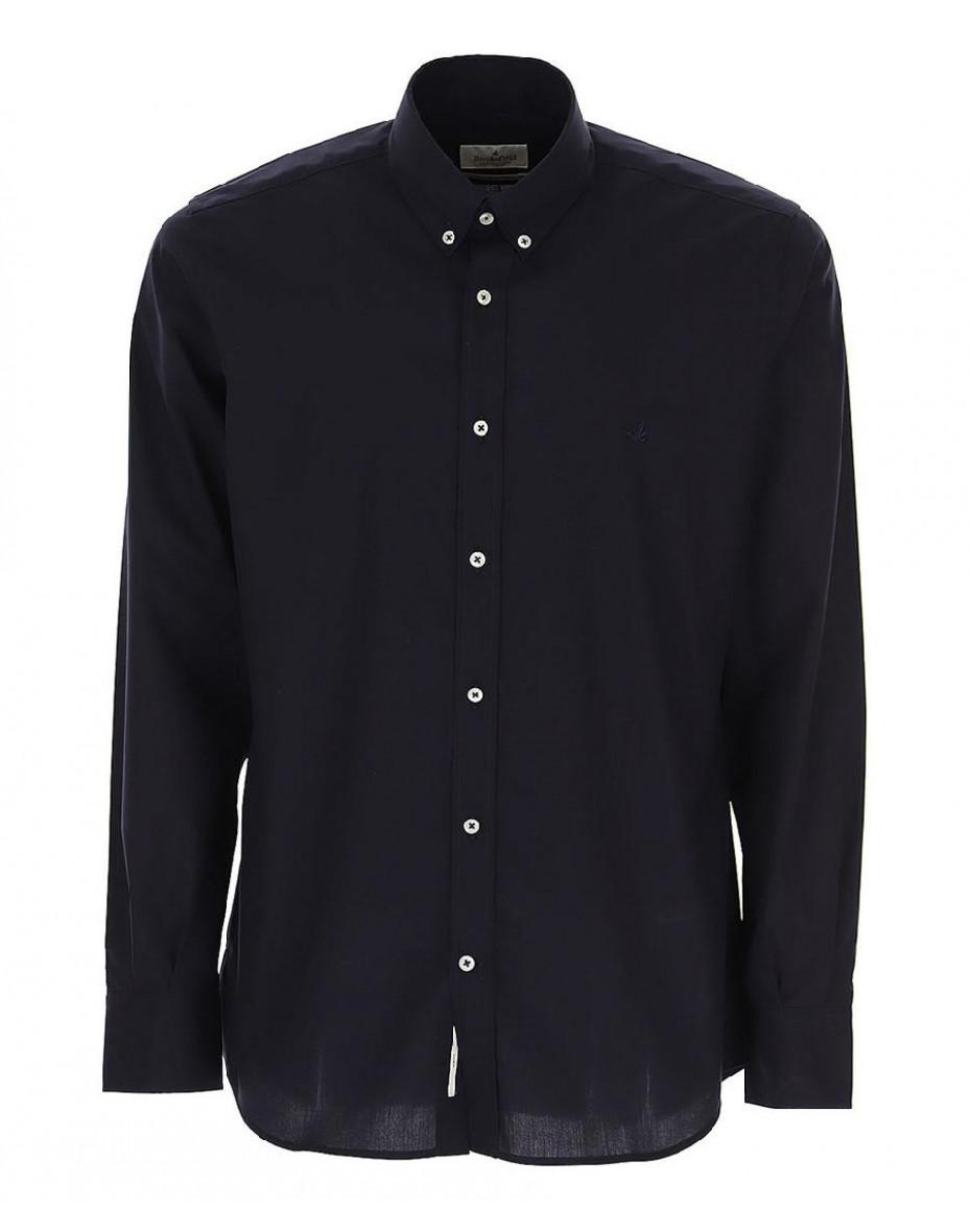 Camicia botton down - Blu