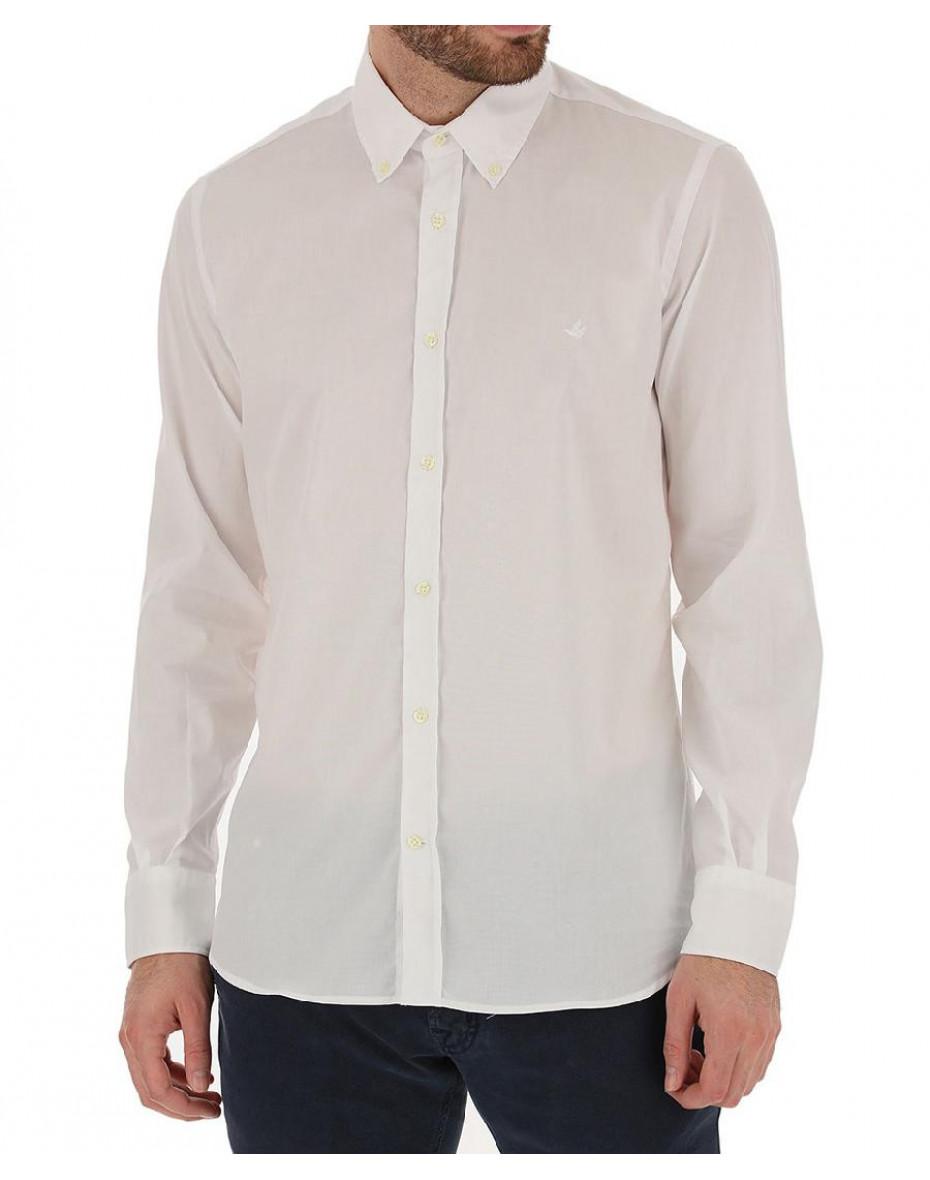 Camicia botton down - Bianco