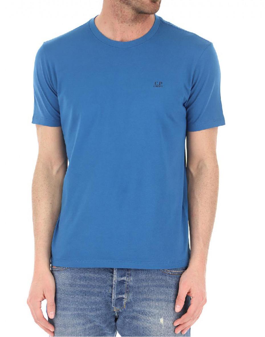 T-Shirt C.P. Company - Cobalto