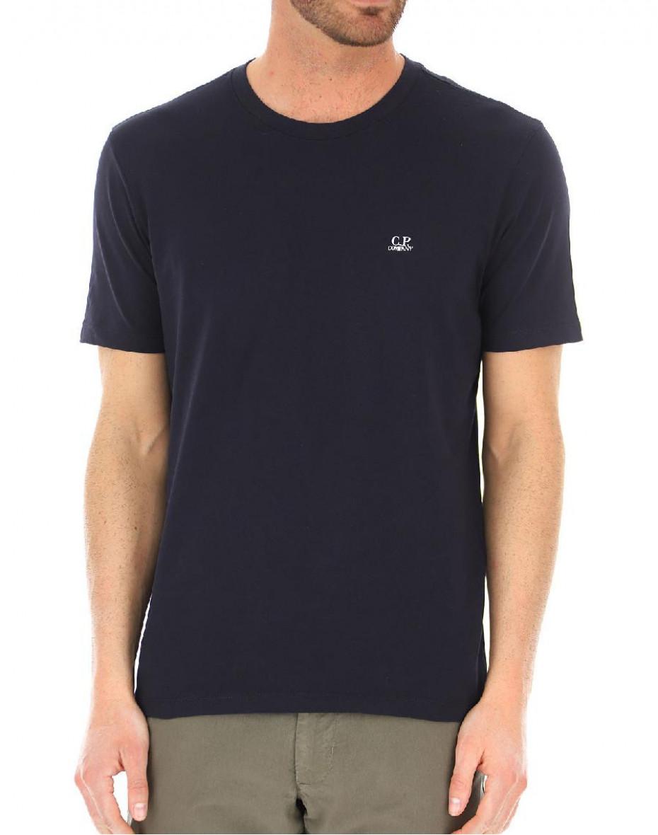T-Shirt C.P. Company - Blu
