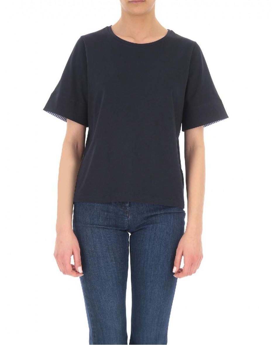 T-Shirt Fay - Blu