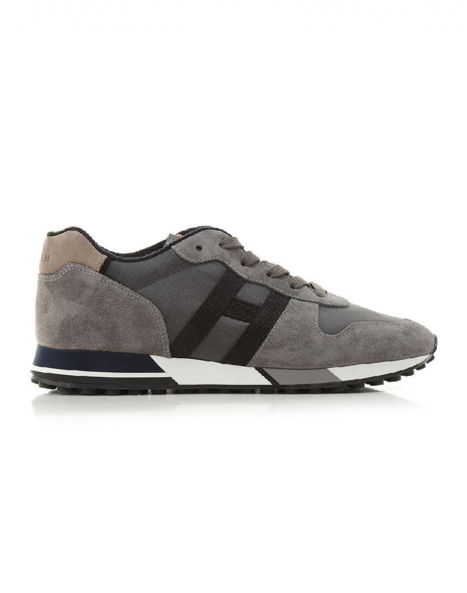 Sneakers H383 - Grigio medio