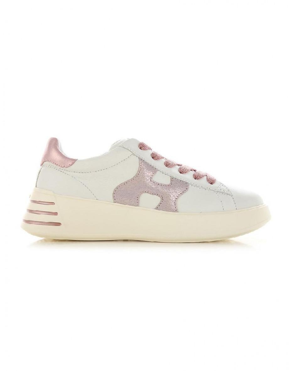 Sneakers Hogan Rebel - Bianche