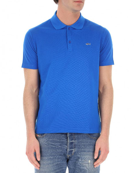 Polo Paul & Shark in cotone - Bluette